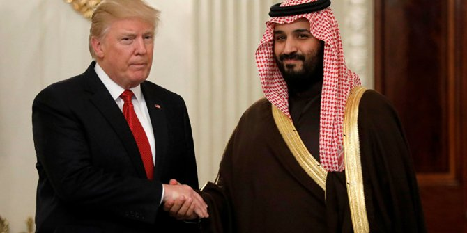 ABD'den Suudi Arabistan ile ilgili flaş iddia