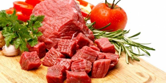 Kırmızı et günde ne kadar tüketilmeli?