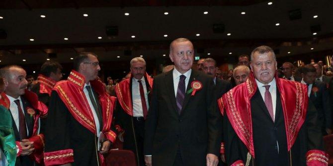 Yargıtay Başkanı İsmail Rüştü Cirit'ten dikkat çeken mesaj