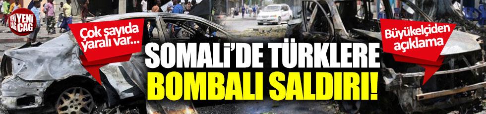 Somali'de Türk inşaat şirketine bombalı saldırı