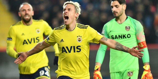 Gaziantep FK-Fenerbahçe:0-2 (Maç özeti)