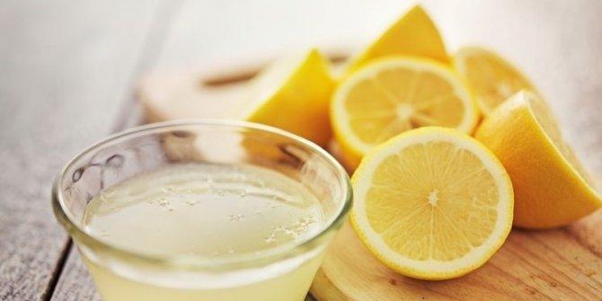 Limon kabuğu tansiyon hastalarına zarar verebilir