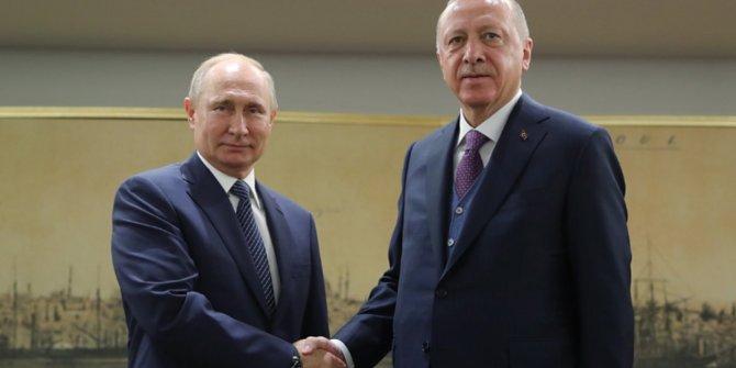 Erdoğan-Putin'den ortak açıklama