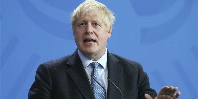 Boris Johnson'dan Libya çağrısı