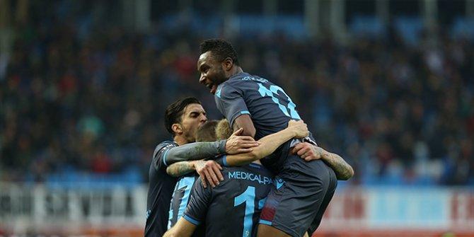 Trabzonspor-Kasımpaşa:6-0 (Maçın özeti)