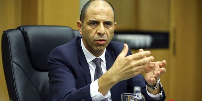 KKTC'den Yavuz sondaj gemisi açıklaması