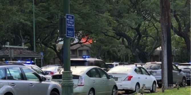 ABD'de silahlı saldırı:2 polis öldü