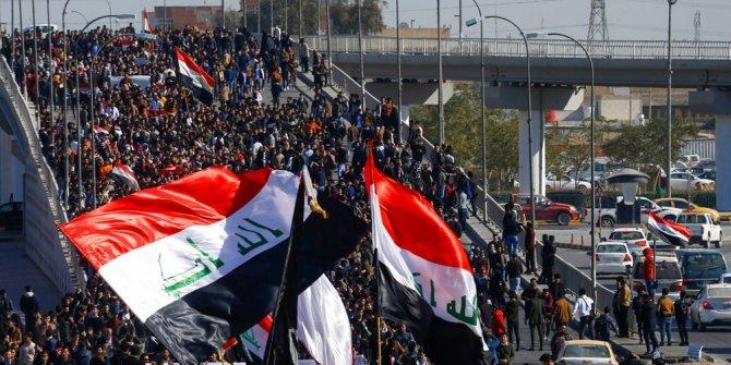 Irak'ta sokaklar karıştı!
