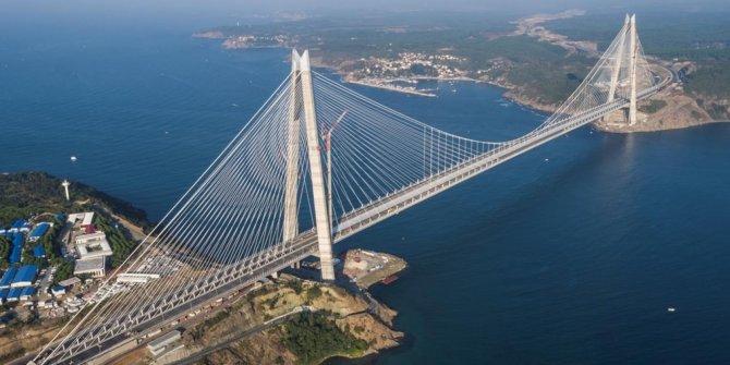 Yavuz Sultan Selim Köprüsü'ne 'garanti' için ödenecek miktar belli oldu