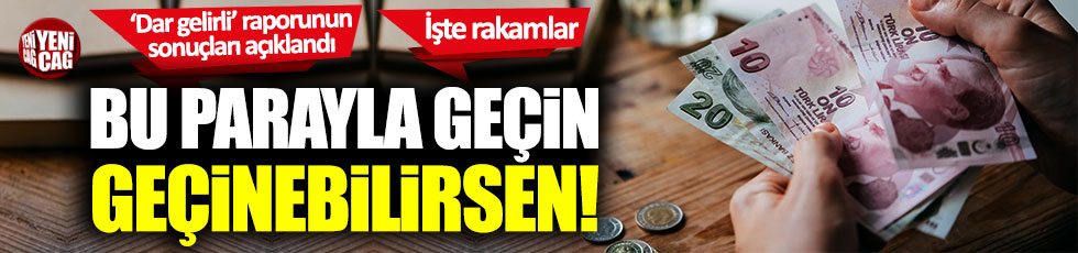 CHP'li Veli Ağbaba: Kira ve fatura sonrası elde 573 lira kalıyor