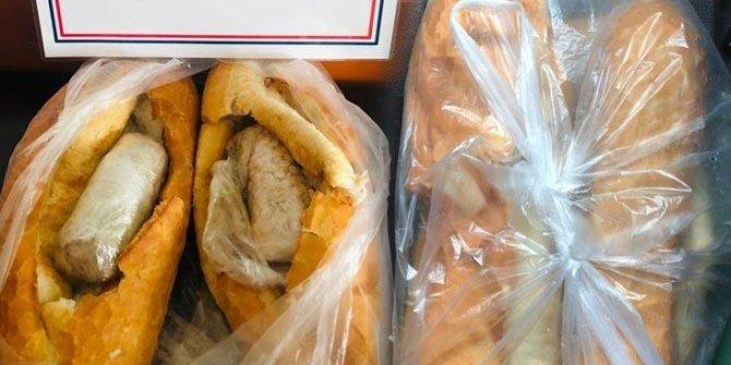 Ekmek arası uyuşturucu! Tam 2 bin adet hap çıktı