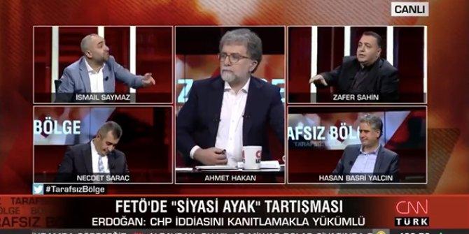 İsmail Saymaz'ın Tarafsız Bölge'deki FETÖ sözleri gündem oldu
