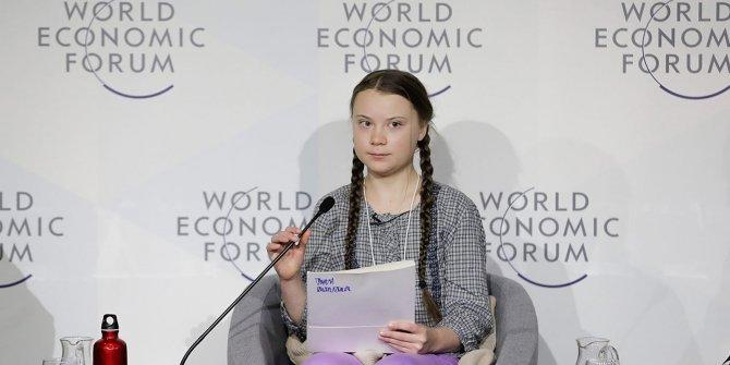 "Greta Thunberg: ""Bu sadece ilk adım"""