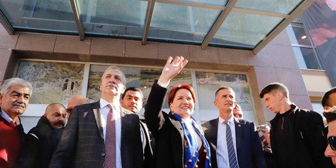 """Meral Akşener: """"AKP'li vekiller bile bakanlara ulaşamıyor"""""""