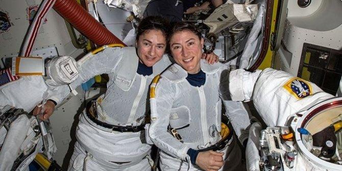 NASA'nın kadın astronotları görevde sona yaklaştı!