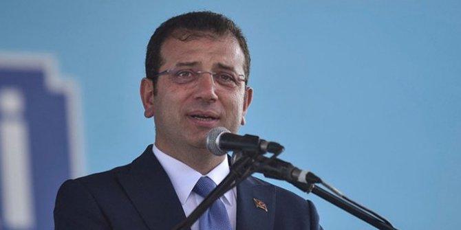 Ekrem İmamoğlu'ndan Berat Albayrak'a Kanal İstanbul yanıtı