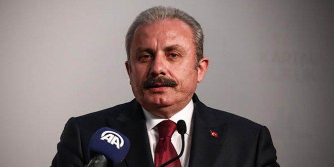 """Mustafa Şentop: """"FETÖ'nün siyasi ayağı için ayrı bir maceraya gerek var mı?"""
