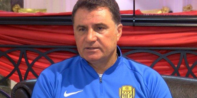 MKE Ankaragücü, Mustafa Kaplan ile yollarını ayırdı
