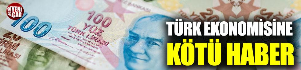 Avrupa Yatırım Bankası'ndan Türk ekonomisine kötü haber
