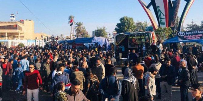 Irak'taki gösterilerde ölü sayısı artıyor