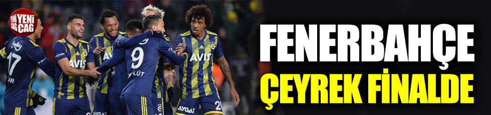 Fenerbahçe-Kayserispor: 2-0 (Maçın özeti)