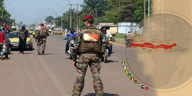 Fransa, Afrika'daki askeri operasyonlarını artırıyor