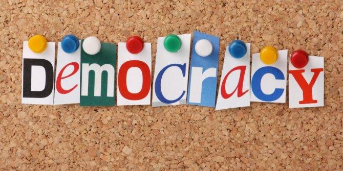 'Demokrasi Endeksi Raporu'nda geride kaldık