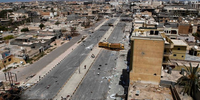 Libya'da Hafter'den skandal tehdit!