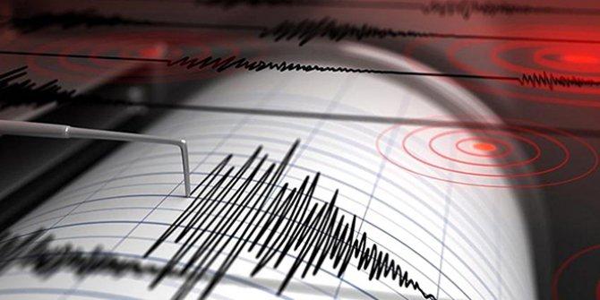 Manisa'da korkutan deprem: İstanbul'da da hissedildi!