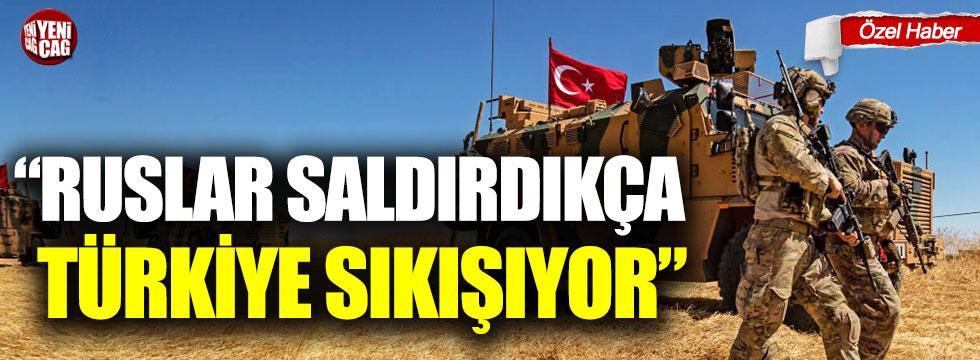 """Behiç Çelik: """"Ruslar saldırdıkça, Türkiye sıkışıyor"""""""
