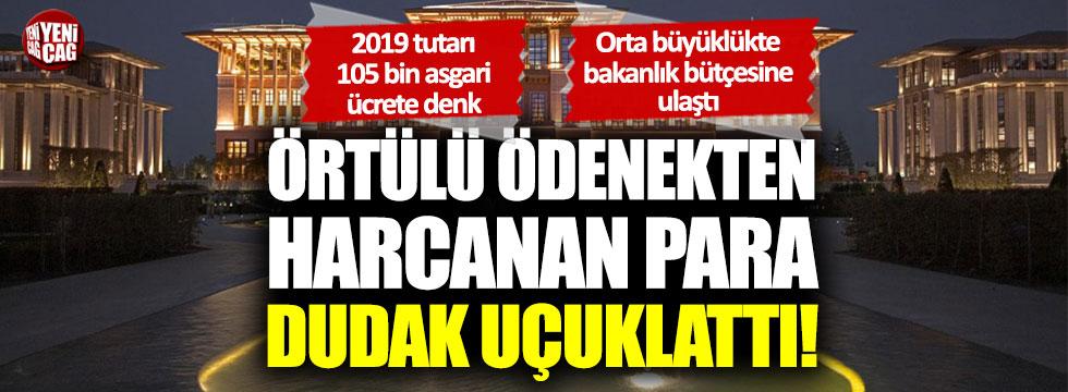 """Mehmet Y. Yılmaz: """"Örtülü ödenekten 16 trilyon 518 milyar 500 milyon lira harcandı"""""""