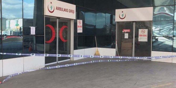 İstanbul'da hastanede panik!