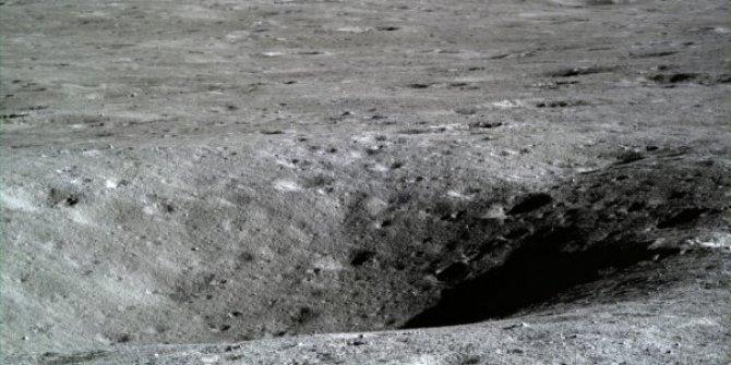 Ay'ın öteki tarafından yeni görüntüler yayınlandı