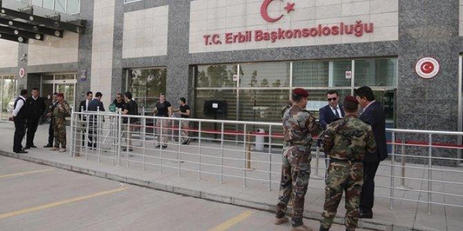 Erbil saldırısında tutuklu sayısı 3 oldu