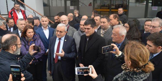 İYİ Parti Kanal İstanbul planını adım adım takip ediyor