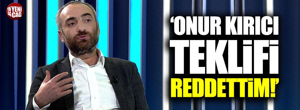 "İsmail Saymaz: ""Beyaz TV'nin teklifini reddettim"""