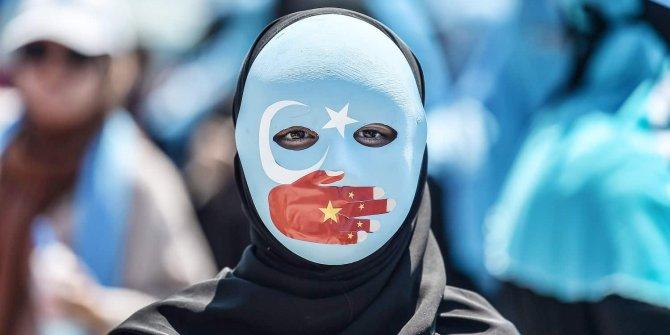 90 yaşındaki Uygur Türkü toplama kampında tutuluyor