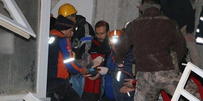 Elazığ depremi için ön rapor