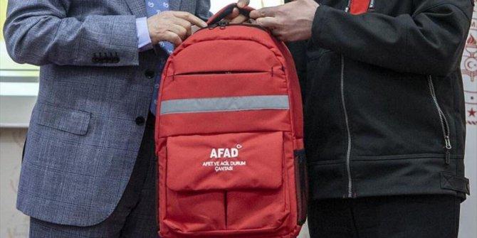Deprem çantası nasıl hazırlanır? İşte deprem çantasında olması gerekenler