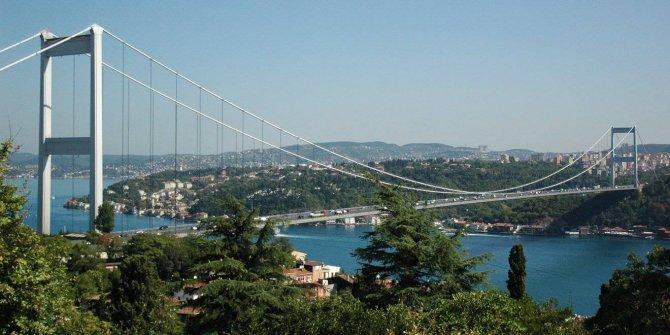15 Temmuz Şehitler Köprüsü'nde dehşet!