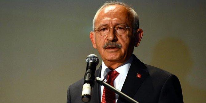 """Kemal Kılıçdaorğlu: """"Tasada ve kıvançta birlikte olmalıyız"""