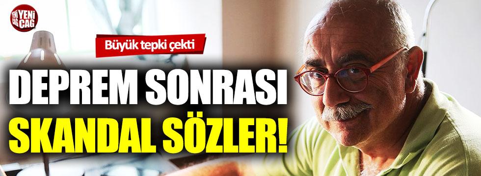 Sevan Nişanyan'dan Elazığlılara skandal sözler!