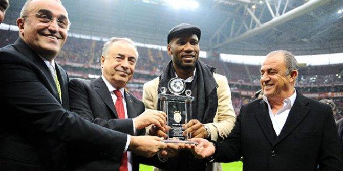 Galatasaray'dan Drogba iddialarına yalanlama