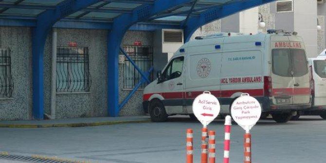Konya'da Çinli turist alarmı