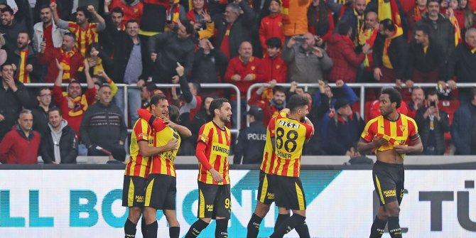Göztepe-Beşiktaş: 2-1 (Maç özeti)