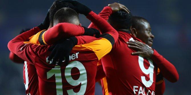 Konyaspor-Galatasaray: 0-3 (Maç özeti)