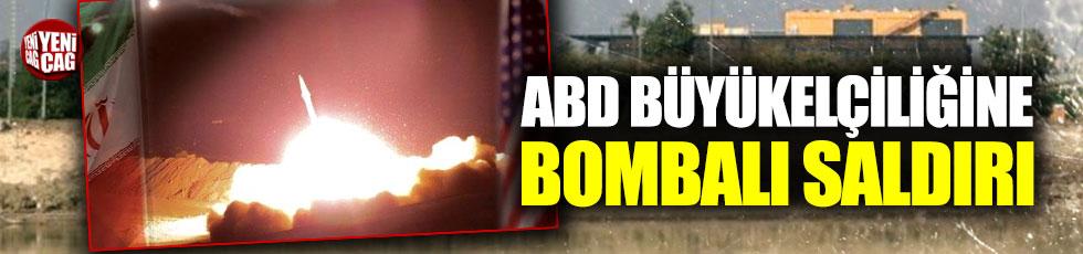 Irak'taki ABD Büyükelçiliği'ne roketli saldırı