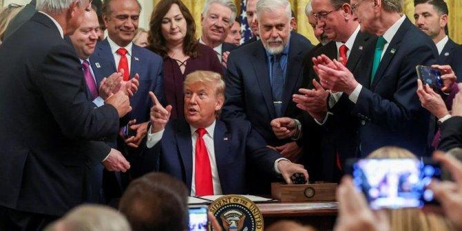 Trump'la ilgili iddia ortalığı karşıtırdı