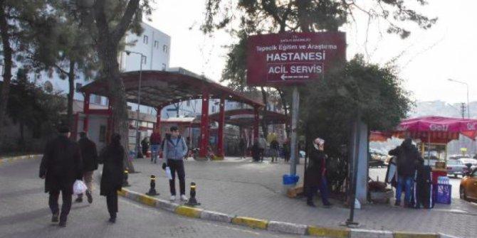 İzmir'de coronavirüs paniği!