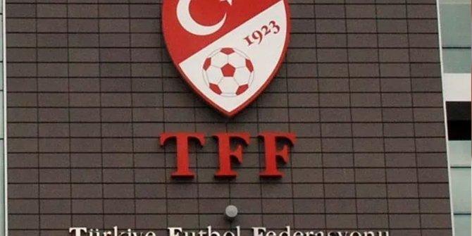 TFF'den ertelenen maç hakkında açıklama